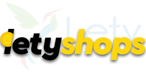 Обновленный логотип LetyShops
