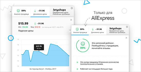 Празднуйте распродажу 11.11 на AliExpress вместе с LetyShops